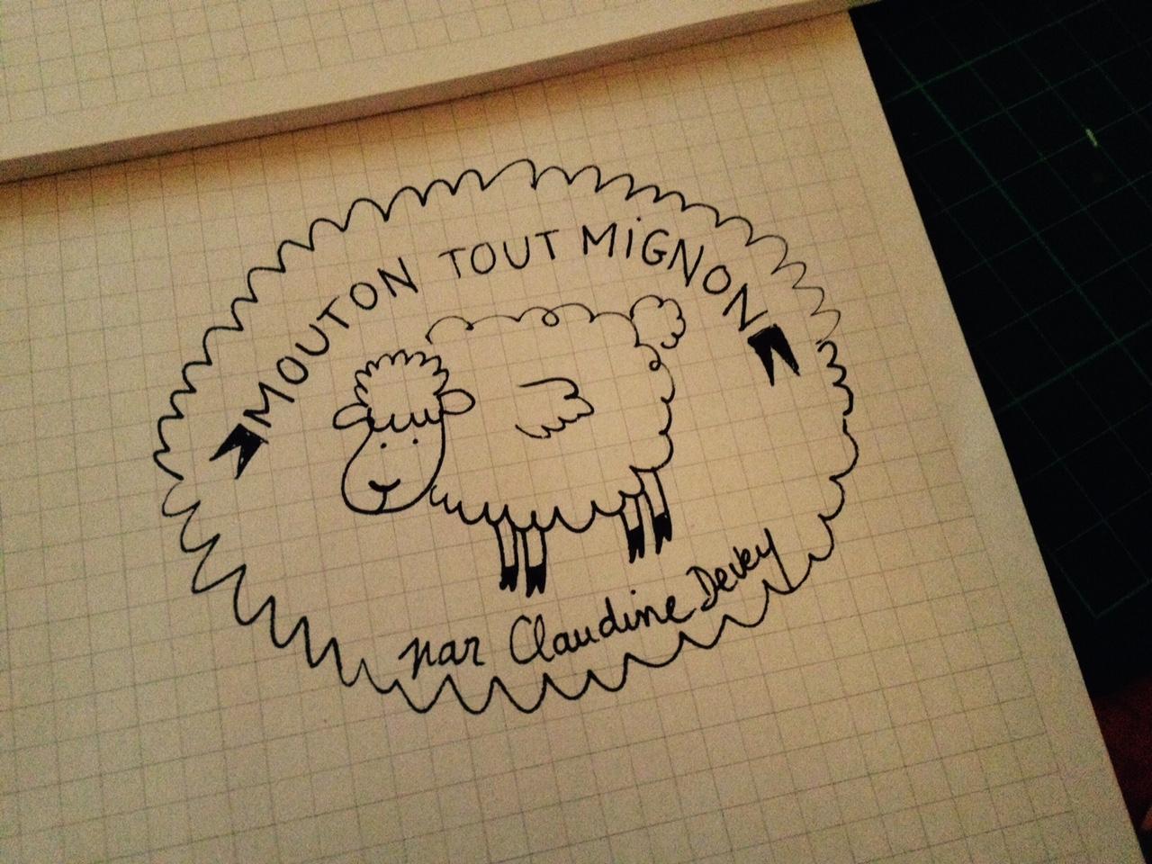 Mouton Claudine